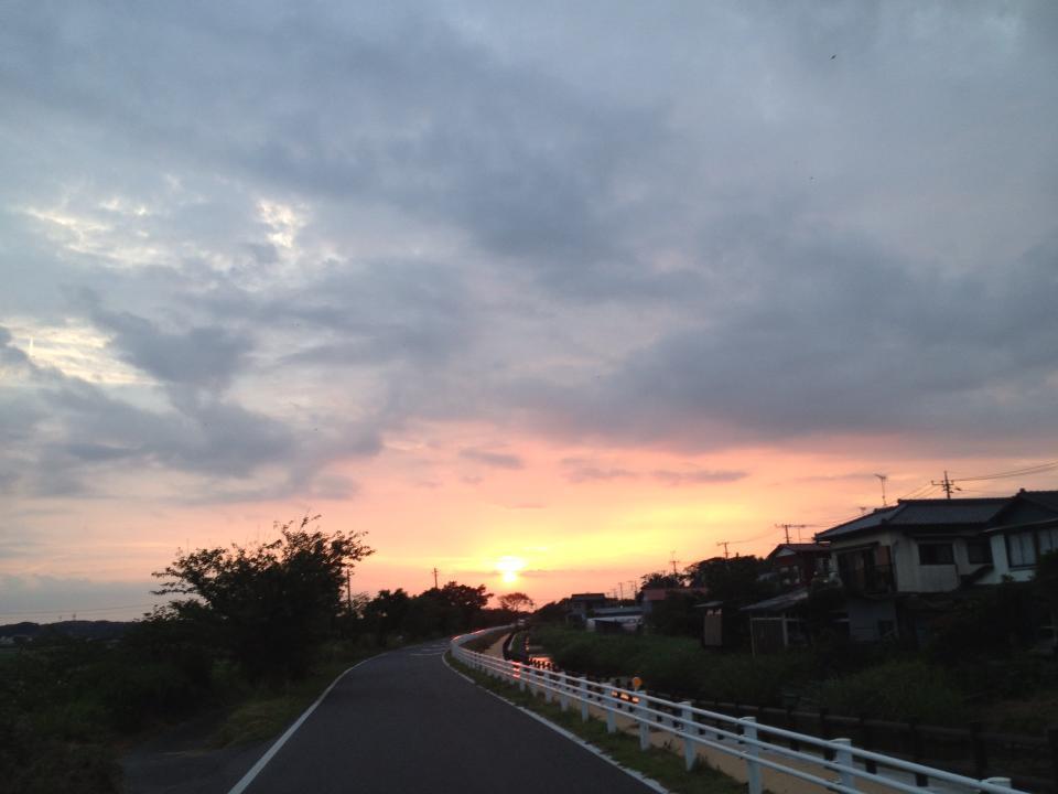 霞ヶ浦西の洲北水路3