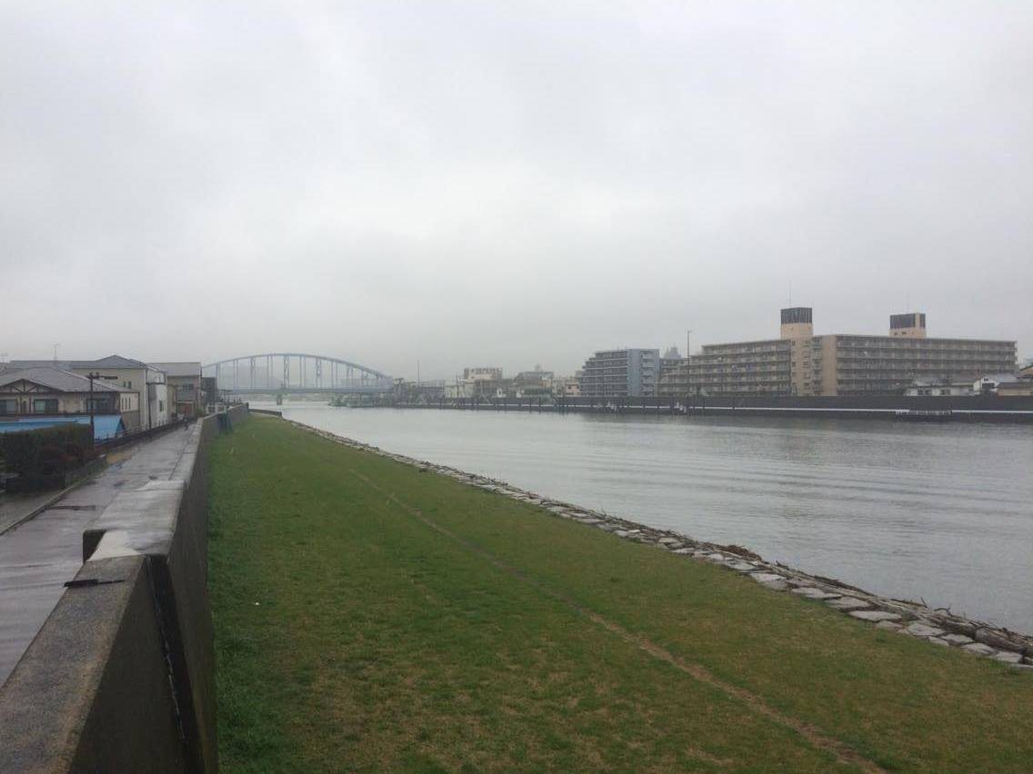 東京湾奥シーバス釣りポイント紹介〜旧江戸川下流域(右岸 ...