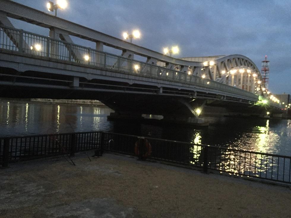 隅田川にかかる橋