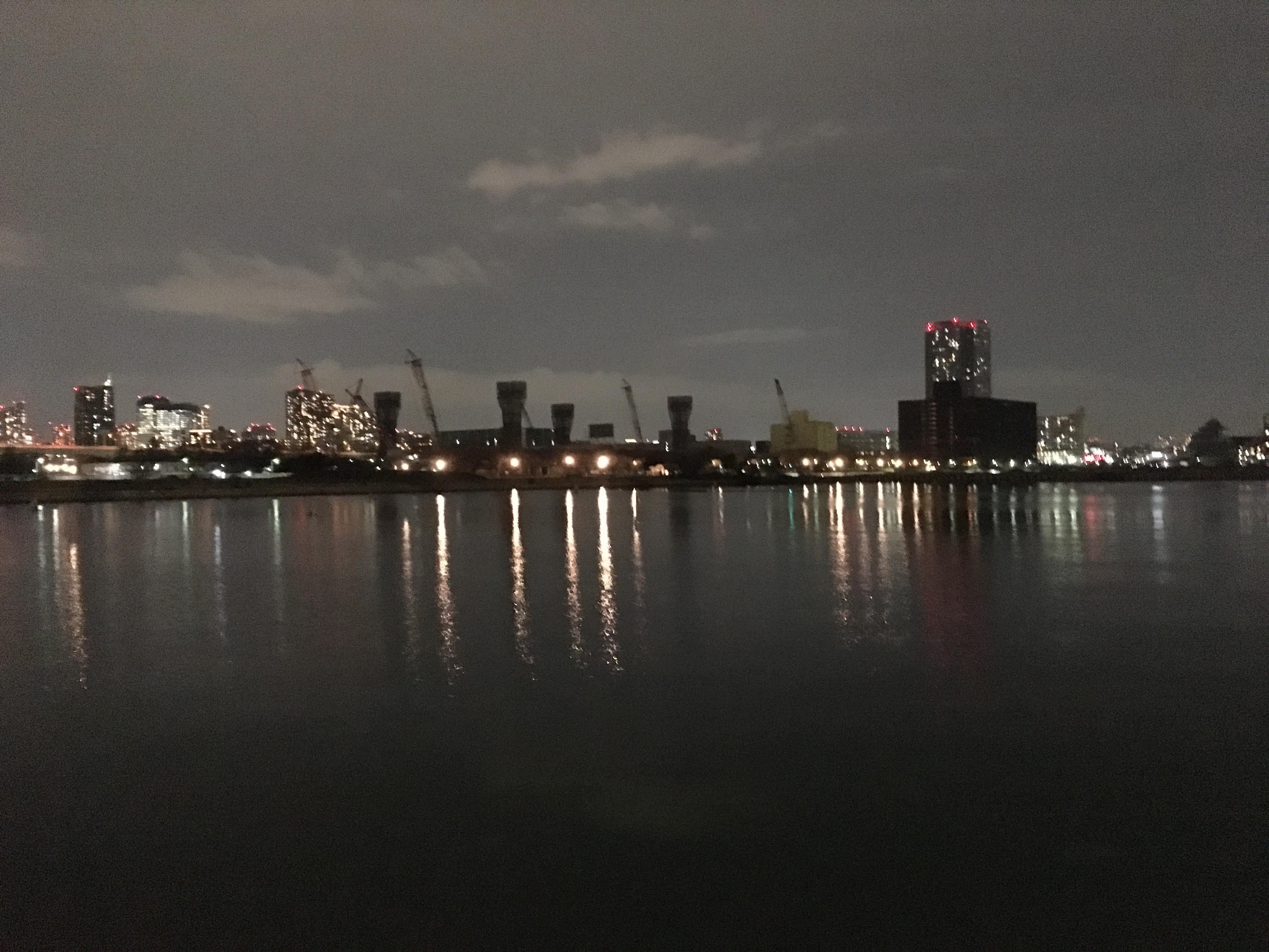 江東区の運河