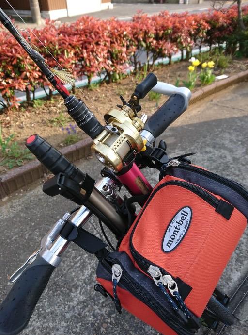釣り用自転車